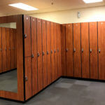 Elk Grove Pavilion Lockers