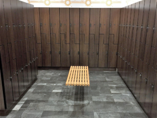 Empire State Building Lockers