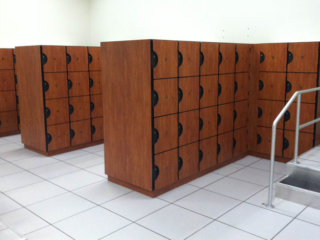 United States Air Force USAF Lockers