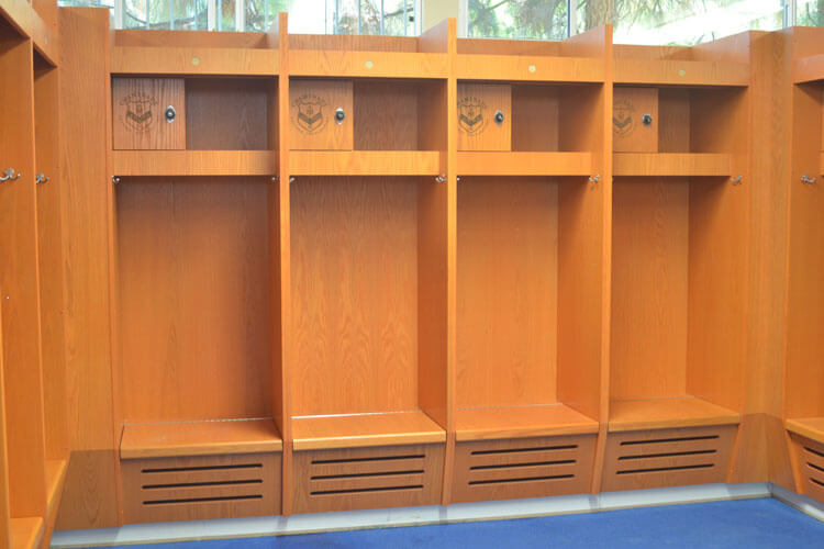 Chaminade College Prep HS Lockers