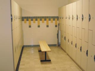 Balboa Naval Medical Center Lockers